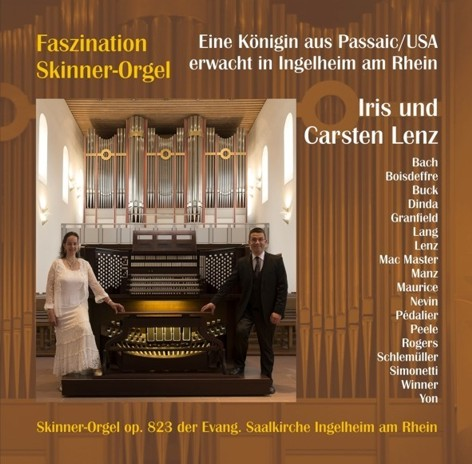 CD Faszination Skinner-Orgel K�nigin gr