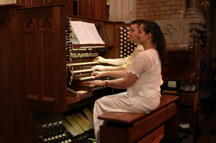 Orgel-Duo Philadelphia 4
