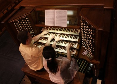 Orgel-Duo Philadelphia 5