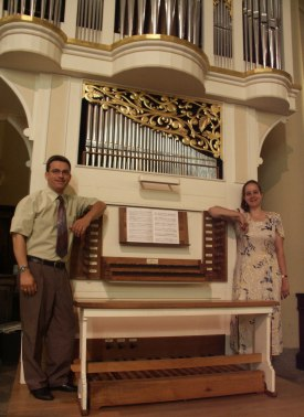 Orgel-Duo Turin